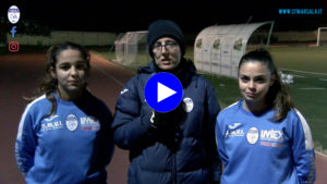 VIDEO – Libertas Marsala , intervista a Mister Valeria Anteri