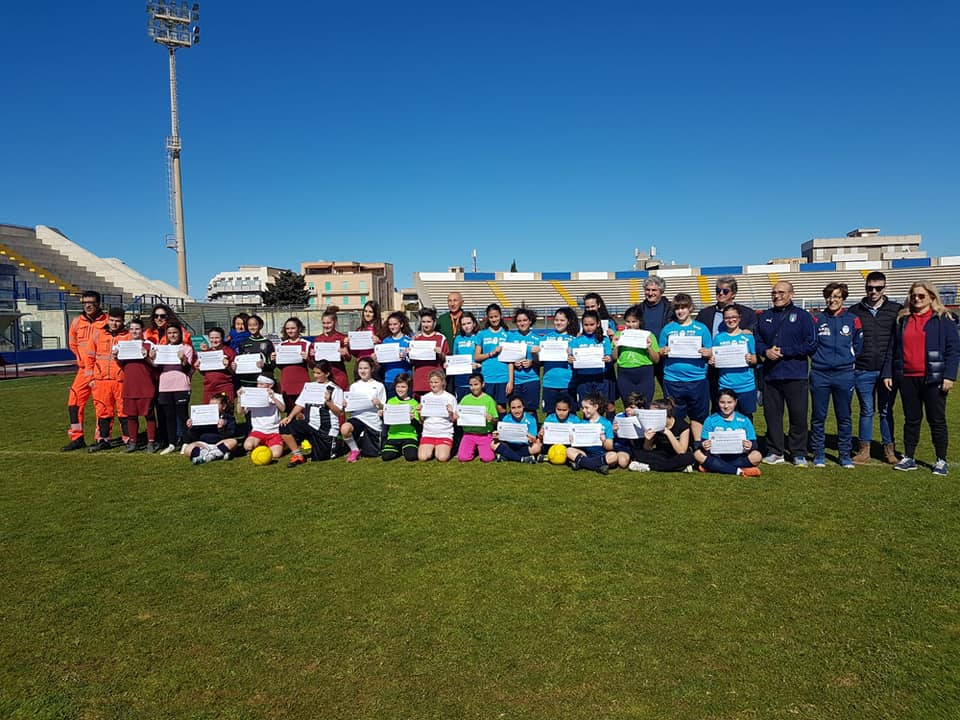 PORTA UN'AMICA: OPEN DAY CALCIO FEMMINILE