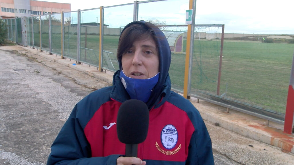 VIDEO – Intervista post Marsala – Catania