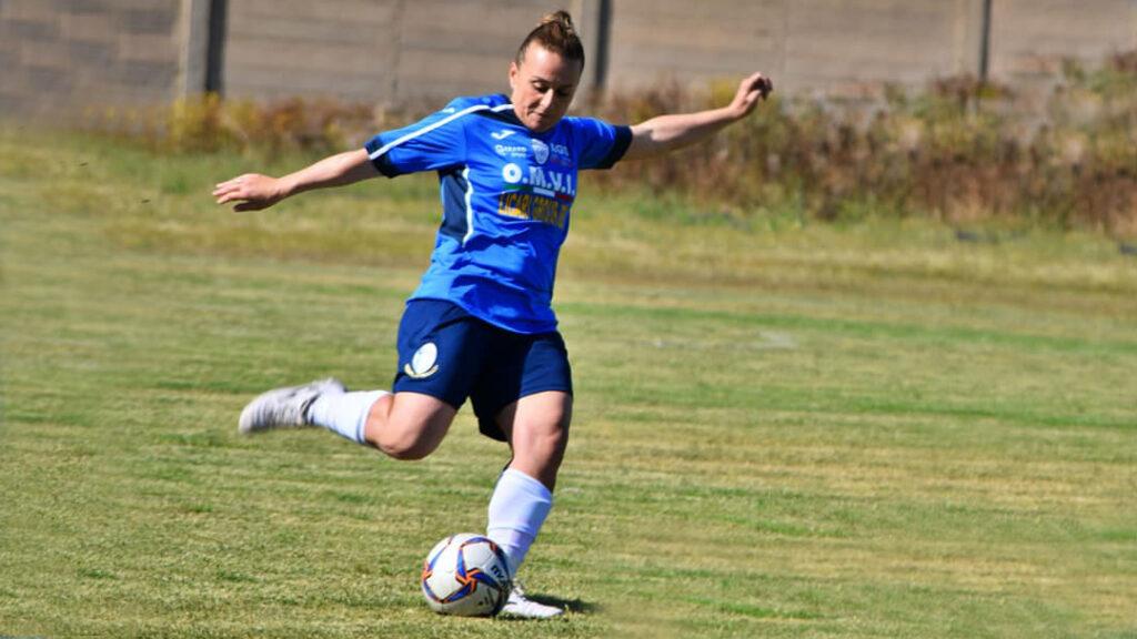 Maria Errera; C'è tanta voglia di fare bene e di continuare a migliorare il nostro gioco