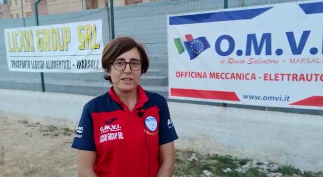 Il Calcio Femminile Marsala scalda i motori in vista dell'imminente inizio della stagione.